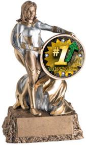 Top Sales Valkyrie Trophy / Female Sales Award