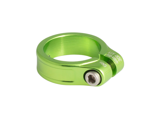 27.2mm Road Seatpost Clamp - Green