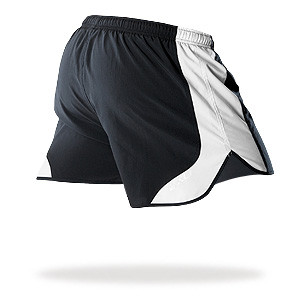 2XU Mens Active Run Short - Medium Leg