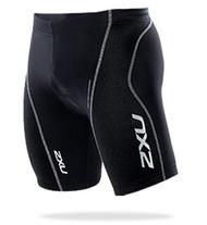 2XU Mens Endurance Tri Shorts