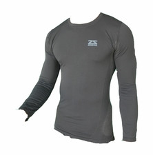 Zensah Mens Long Sleeeve Compression Shirt