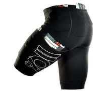 110% Compression + Ice Men's Transformer Shorts