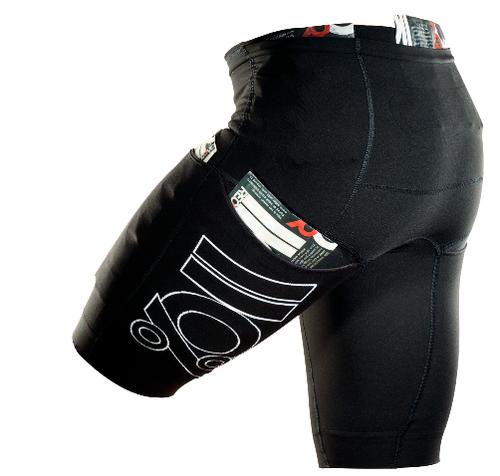 110% Compression + Ice Men's Transformer Shorts