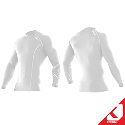 2XU XFORM - Men's Long Sleeve Compression Top