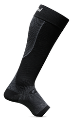 Feetures! Plantar + Calf Sleeve Light Cushion
