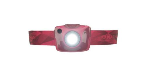 Nathan Nebula Fire Headlamp - Rio Red