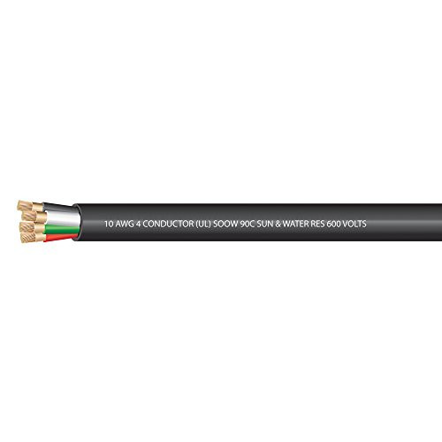 Soow Cable Specifications : Awg conductors soow portable cord volts c