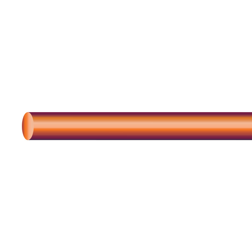 6 AWG SOLID SOFT DRAWN BARE COPPER