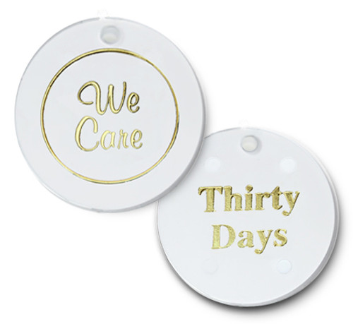 we care, 30 days, recovery coin, aa, na
