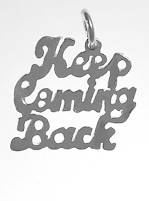 Keep coming back in sobriety is one of the sayings around the rooms of aa.