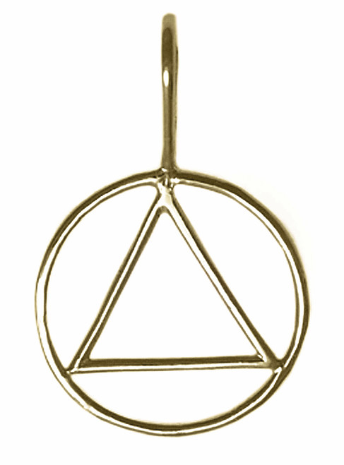 Style #387-1, Brass, AA Simple Wire Look Pendant, Antiqued Finish