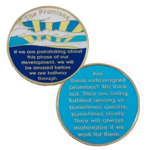 Promises Medallion. NEW!