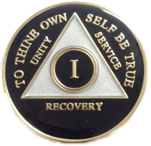 Recovery Coin Alcoholics Anonymous