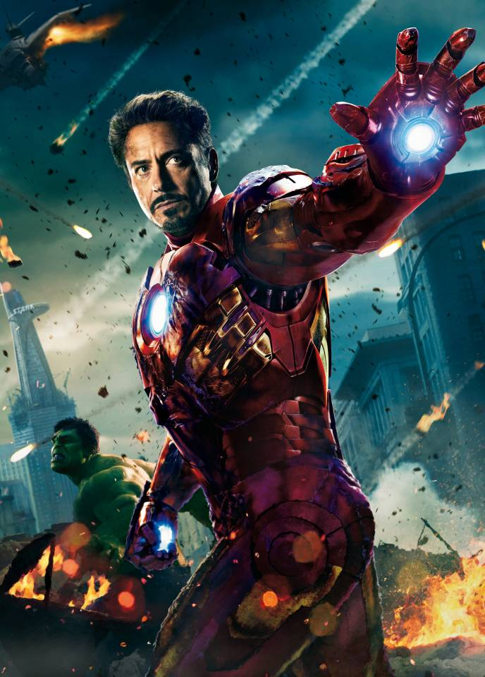 How Robert Downey Walked The Path Of Iron Man Doing It Sober