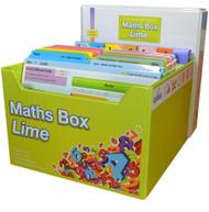 Maths Box Lime