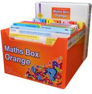 Maths Box Orange