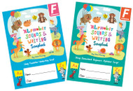 Alphabet Sounds and Writing Scrapbook