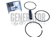 75mm Rings Clip Piston Kit For Subaru Robin EY28 Engine Motor RGX3500 Generators