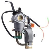 Dual Fuel LPG Conversion Kit Manual Carburetor Honda Gx390 Motors 13HP 4.5-5K