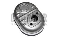 Honda GC135 GCV135 GCV160 GX100 Muffler Exhaust