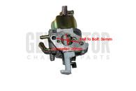 Honda GXH50 GXV50 Carburetor