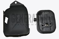Honda Gx31 Gx35 Muffler with Cover