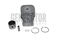 Poulan Partner 220 221 260 351 370 390 420 1950 2150 2250 2450 2550 Cylinder Kit 41.1mm