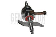 Honda Gx31 Crank Shaft