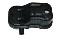 Honda GXH50 Muffler Exhaust Pipe ( Side )