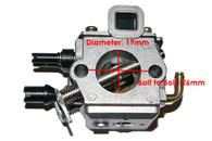 Chainsaw STIHL 034, 036, MS340, MS360, Engine Motor Carburetor