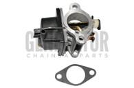 Tecumseh 640159 640034A 640072 640072A 640159 OV490 Motor Carburetor w Gasket
