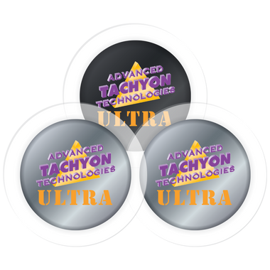 Tachyonized 35MM Ultra Micro-Disk is a Tachyonized energy product worn on the body to balance it and help heal itself from a wound or injury.