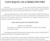 9th Amendment - Client Request Form - DOWNLOAD