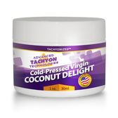 Cold-Pressed Virgin Organic Coconut Delight 1 oz.