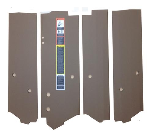 Cowl Kit for John Deere 4055 4255 4455 4555 4755 4955 4560 4760 – John Deere 4755 Fuse Panel Diagram