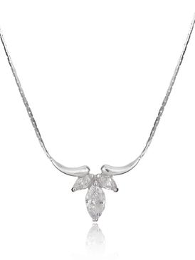 Spring Petals Elegant Necklace 44118