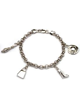 Fashion Charm Toggle Bracelet 70161