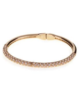 Timeless Design Crystal Bangle  | Bracelets