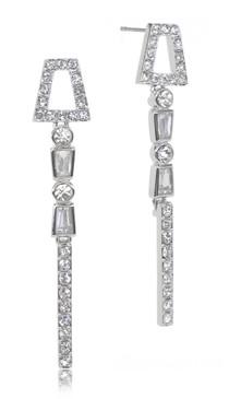 Crystal Drop Earring 21122