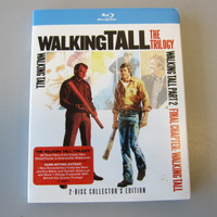Walking Tall Trilogy Blu-Ray 2-Disc Collector's Edition Part 1 2 Final Chapter
