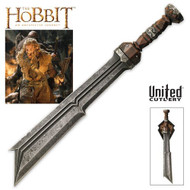 LOTR Hobbit Fili The Dwarf - Sword