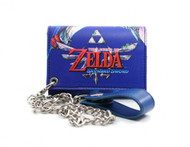 Nintendo Zelda Blue Chain Wallet