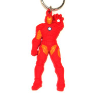 Key Chain Soft Touch - Iron Man