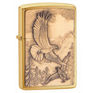 Where Eagles Dare Zippo