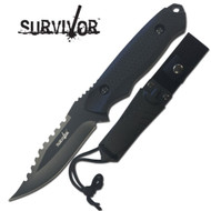 Survivor - Fixed Blade BK