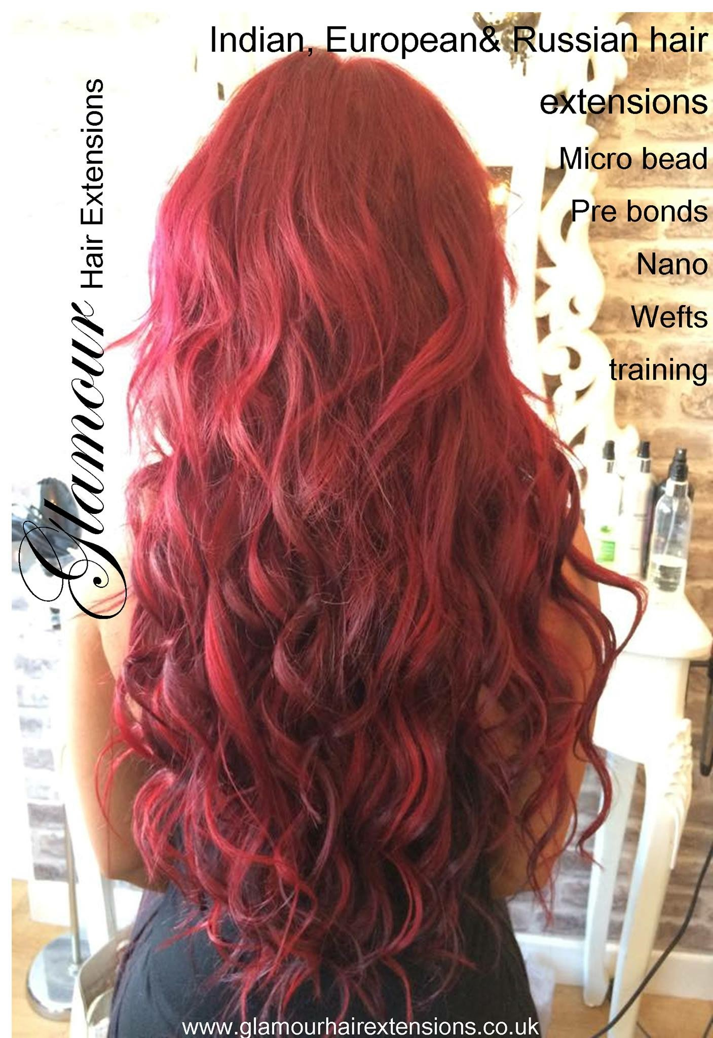 Hair Extensions And Training Cannock Prestige Hair Extensions