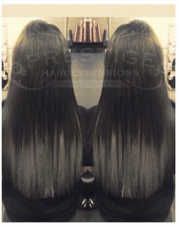 Photo 01 08 2015 22 00 39gt1438519986 dark brown grey ombre hair extensions prestige hair extensions manchester pmusecretfo Choice Image