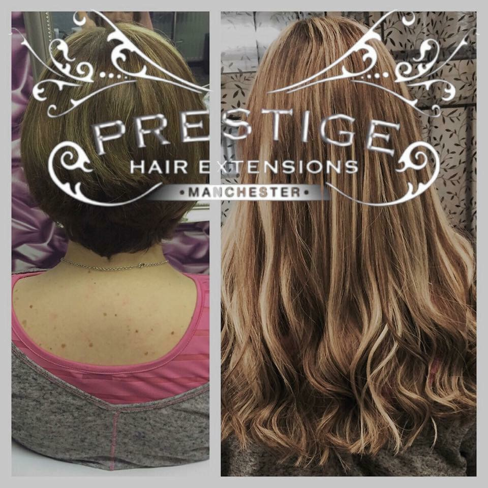 Achieving The Perfect Colour Match At Prestige Hair Extensions