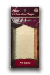 No Shine Extension Tabs - 120pcs for Tape Hair