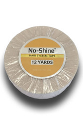 No Shine Tape Roll 1/2 inch x 12 yards - Walker Tape